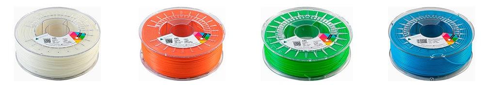 Bobinas de filamento de ABS