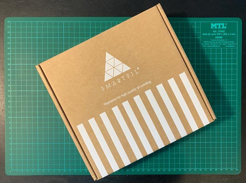 Caja Smartfil PLA Recycled