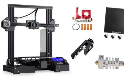 Mejoras imprescindibles para tu impresora 3D Ender 3 Pro